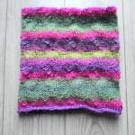 sjaal voor de jarige